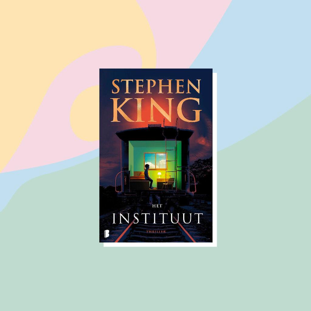 Boeken voor de zomervakantie: Stephen King - Het instituut