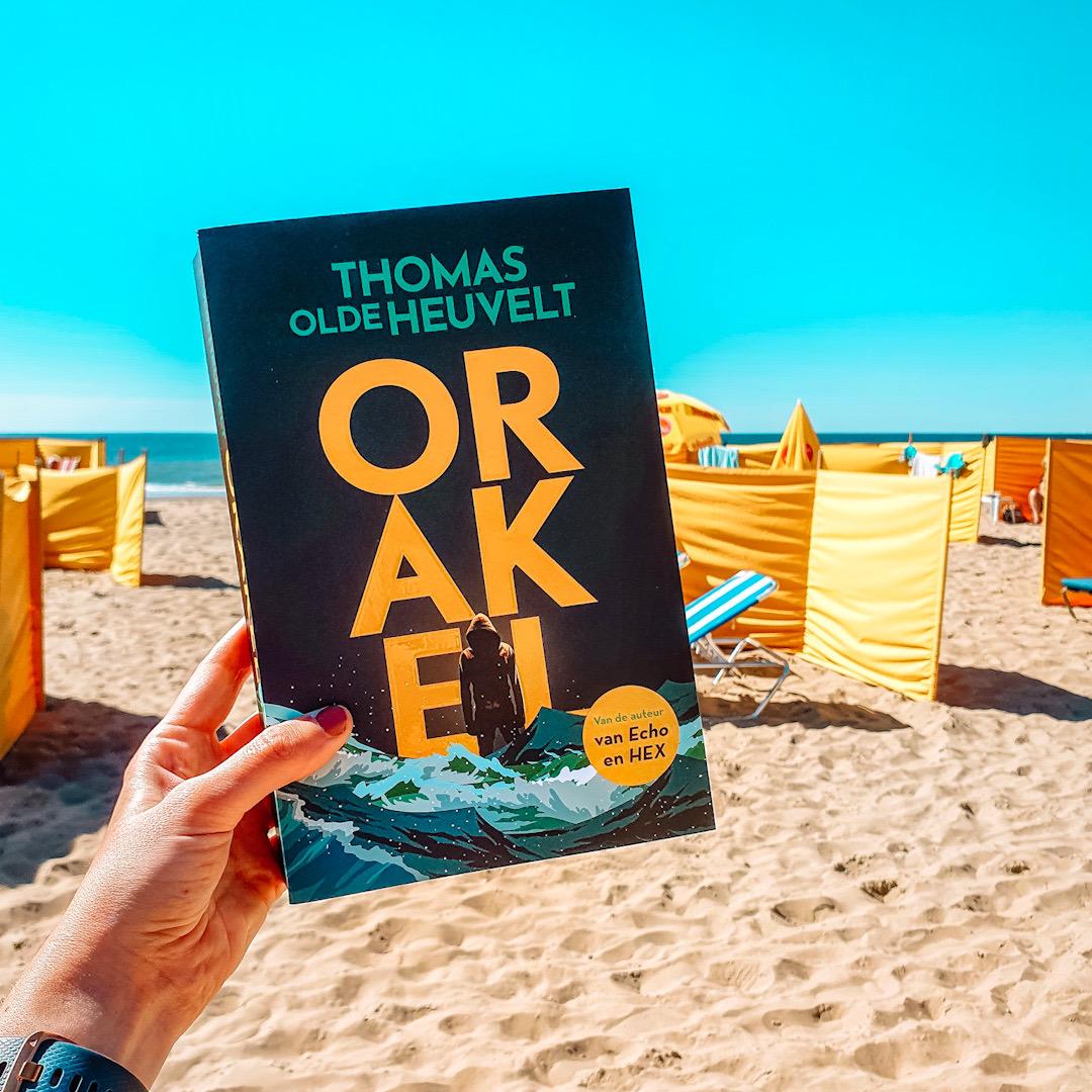 Boekrecensie: Thomas Olde Heuvelt - Orakel