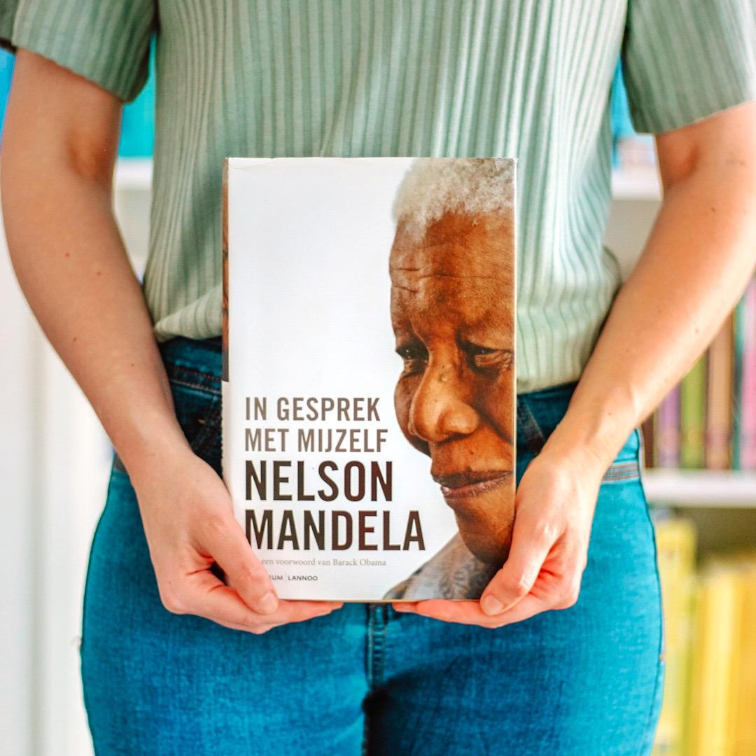 Boekrecensie: Nelson Mandela - In gesprek met mijzelf