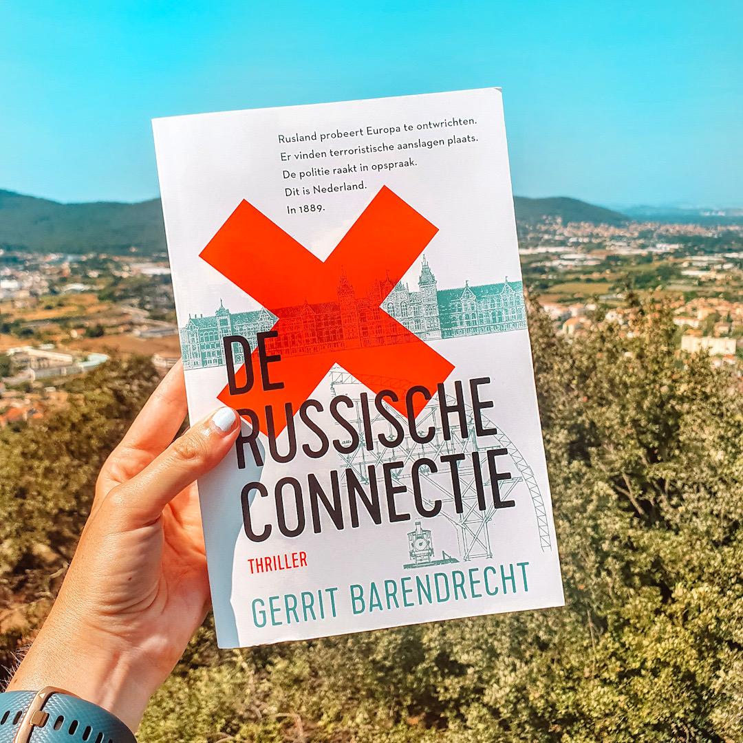 Boekrecensie: Gerrit Barendrecht - De Russische connectie