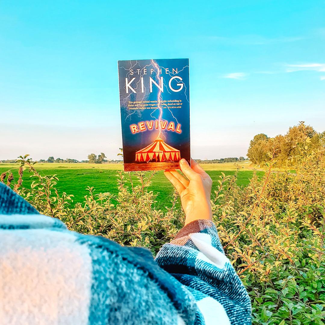 Boekrecensie: Stephen King - Revival